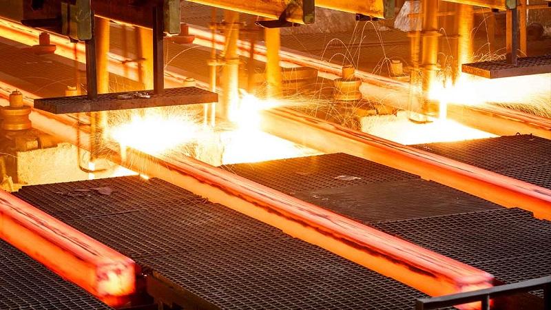 میزان مصرف فولاد به ۲۴.۵ میلیون تن رسید