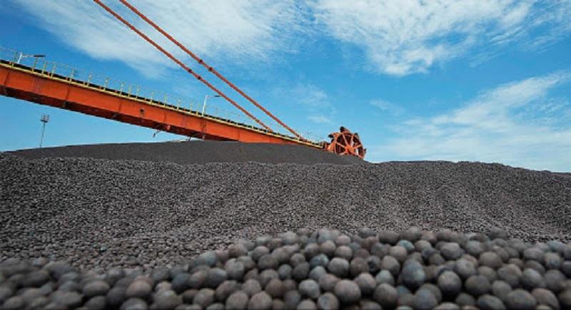 رشد 77 درصدی صادرات آهن اسفنجی در سال 98