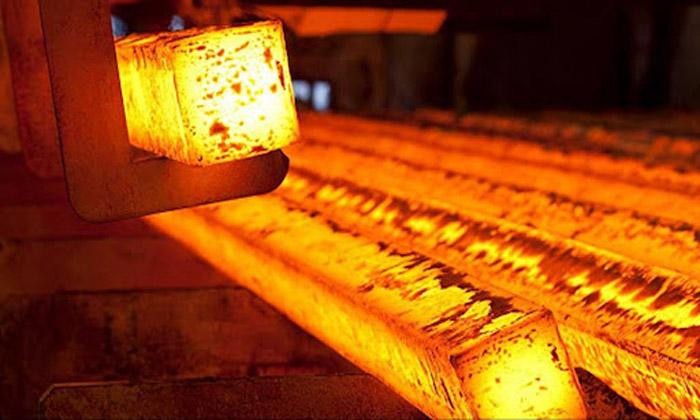 تولید فولاد خام ۷.۵ درصد رشد کرد