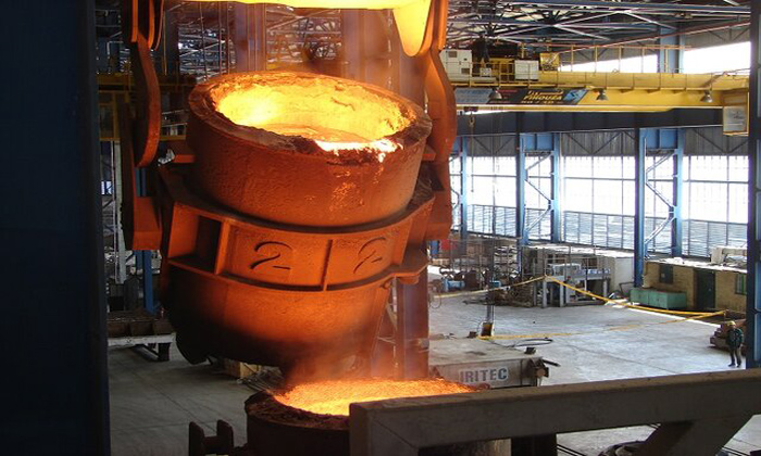 ارائه ۶ چالش مجتمع صنعتی فولاد اسفراین به فناوران کشور