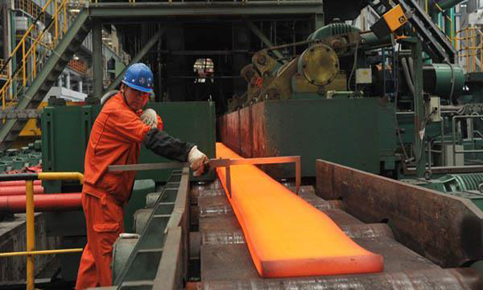 افزایش شدید صادرات فولاد چین در جولای
